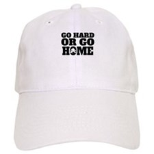 Go Hard Or Go Home Hockey Baseball Baseball Baseball Cap