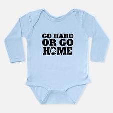 Go Hard Or Go Home Hockey Body Suit