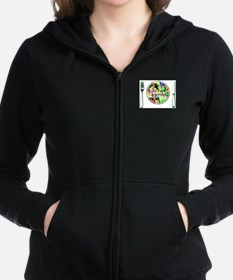 Cute Is a non profit prophet organization organisation Women's Zip Hoodie