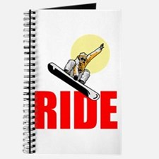 RIDE (SNOWBOARD) Journal