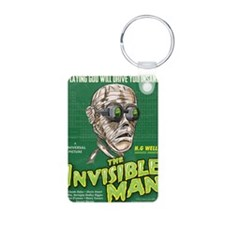 Invisible Man Keychains