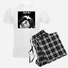 Thank You Shih Tzu Pajamas