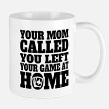 You Left Your Game At Home Poker Mugs