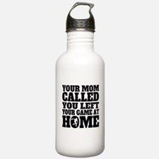 You Left Your Game At Home Bowling Water Bottle