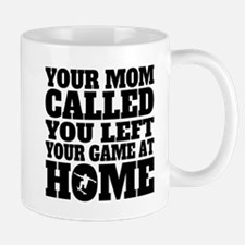 You Left Your Game At Home Skateboarding Mugs