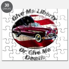 Oldsmobile Rocket 88 Puzzle