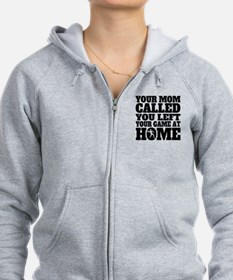 You Left Your Game At Home Racquetball Zip Hoodie