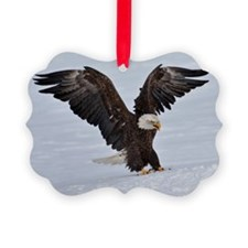 The Eagle has landed Ornament