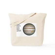Jupiter a portrait Tote Bag
