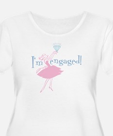 Retro Engaged T-Shirt