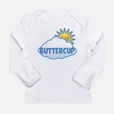 Cute Buttercup Long Sleeve Infant T-Shirt