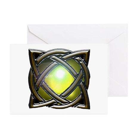 Celtic Knot 96 Greeting Cards (Pk of 10)