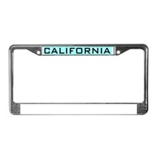 La Conchita License Plate Frame