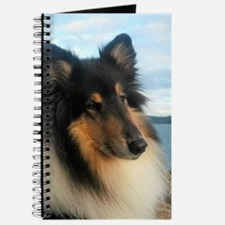 Collie by the Ocean Journal