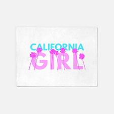 California Girl 5'x7'Area Rug