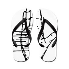 Palm Flip Flops
