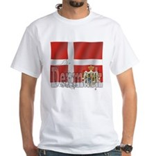 Unique Flag of denmark Shirt
