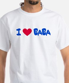 I LOVE BABA Shirt