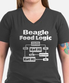 Beagle Food Shirt