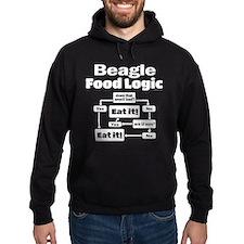 Beagle Food Hoodie