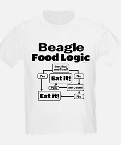 Beagle Food T-Shirt