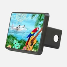 Tropical Travels Hitch Cover