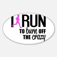 Unique Running Stickers