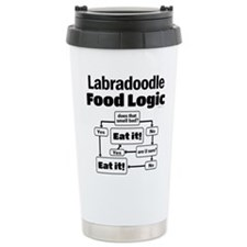 Labradoodle food Travel Mug