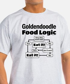 Goldendoodle Food T-Shirt