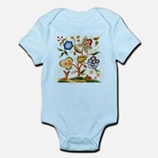 Tree of Life Embroidery Infant Bodysuit