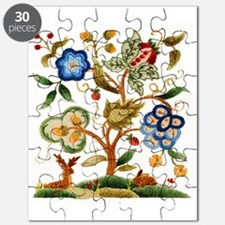 Tree of Life Embroidery Puzzle