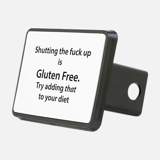 Gluten free shut up Hitch Cover