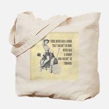 Cute Sexy throw Tote Bag