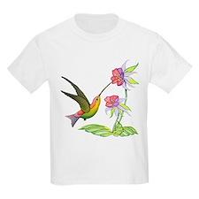Unique Hummingbird T-Shirt
