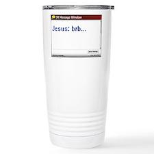 Unique Brb Travel Mug