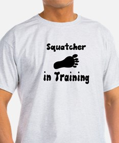 Squatcher in Training T-Shirt