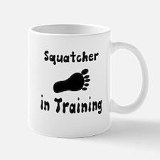 Squatcher in Training Mugs