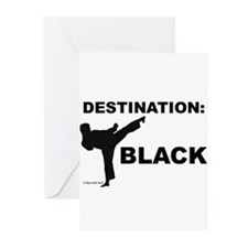 Funny Judo Greeting Cards (Pk of 20)