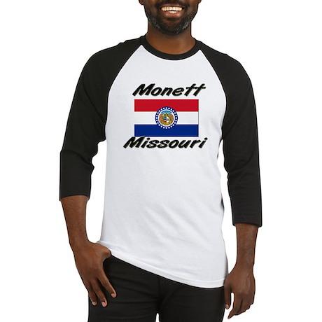 Monett Missouri Baseball Jersey