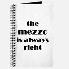 mezzo right Journal
