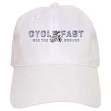 TOP Cycle Fast Baseball Cap
