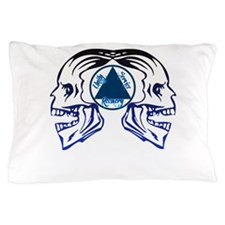 AASkulls Pillow Case