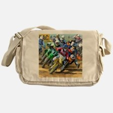 Motocross Messenger Bag
