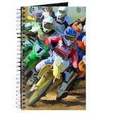 Motocross Journals & Spiral Notebooks