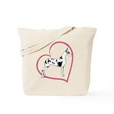 Heartline C H Tote Bag