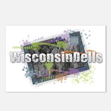 Funny Wisconsin madison Postcards (Package of 8)