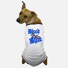 Bleed Blue 2 Dog T-Shirt