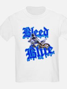 Bleed Blue 2 T-Shirt