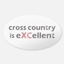Cross Country eXCellent Decal