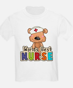 The World's Best Nurse T-Shirt